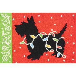Contemporary Doormats by Jellybean