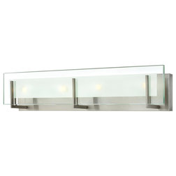 Cool Contemporary Bathroom Vanity Lighting by Build