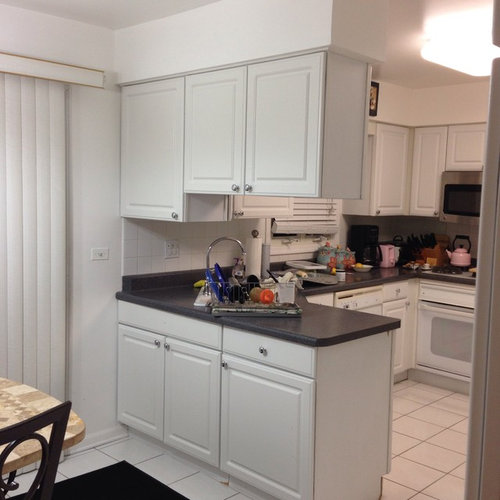 What Color Should I Paint My All White Kitchen?