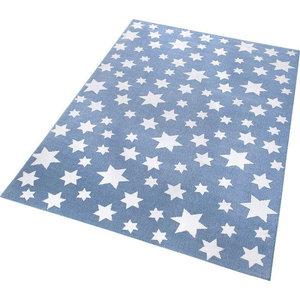 Cosmic Glamour Jeans Star 0705-03 Rug, 160x225 cm