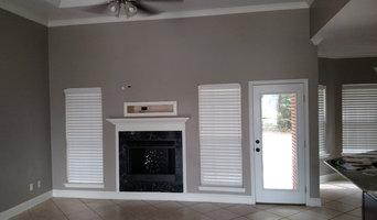 Katrina's home interior paint job