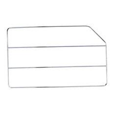 """Rev-A-Shelf 597-12CR-10 Tray Divider - Chrome, 12"""""""