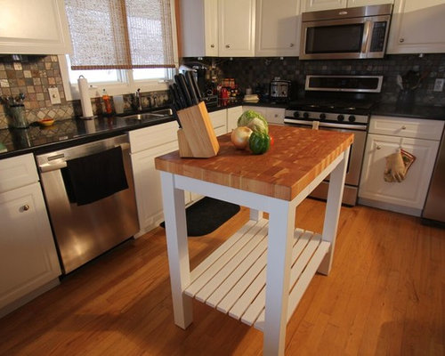 Butcher Block Style With McClure Tables