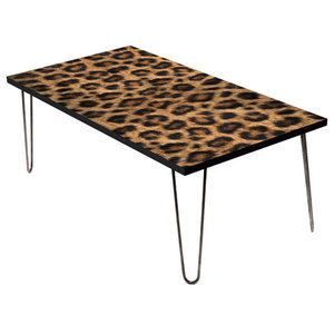 """Spotted 24"""" Coffee Table"""