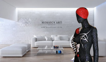 Mosaics Art London - Bespoke Mosaic Art