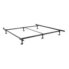 Atlin Designs Adjustable Queen or King Metal Bed Frame
