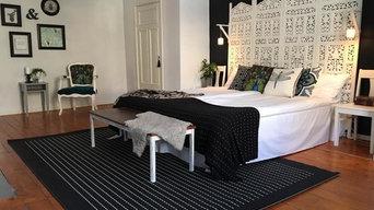 Renoverade möbler