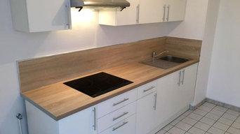 Rénovation d'une cuisine au Havre