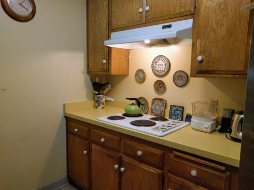 What Flooring Would Look Best For My Galley Kitchen And