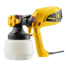 Wagner 0520008 Control Series Hand Held HVLP Sprayer with Flow Control