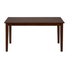 Jofran Inc.   Simplicity Caramel Rectangle Dining Table   Dining Tables