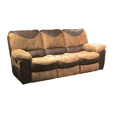 Catner Reclining Sofa Saddle And Chocolate Sofas