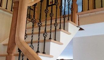 Draw storage, under staircase