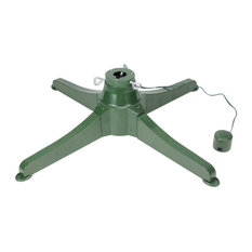 Musical Rotating Christmas Tree Stand For Artificial Trees