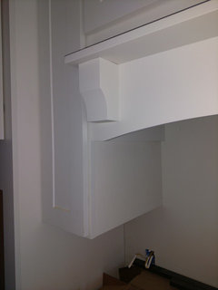 Problem Design Was To Put E Rack Set Back On Wall As You Can See Would Not Be Able Get Into It Here Is A Updated Photo Of The