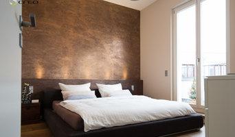 Wandgestaltung in Berliner Wohnung