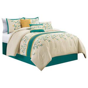 c849032f1d27d Echo Sardinia Euro Sham - Contemporary - Pillowcases And Shams - by ...