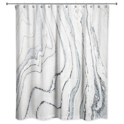 Contemporary Shower Curtains by Designs Direct