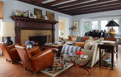 Houzz Tour: Family Time Gets Top Billing in Suburban Chicago