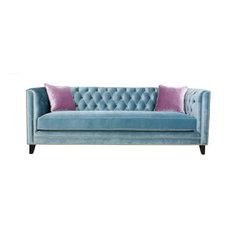 pasargad victoria sofa blue sofas