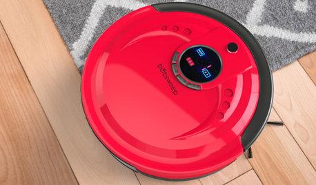 Smart Houzz: Provato per Voi, il Robot Aspirapolvere
