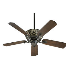Old World Ceiling Fan