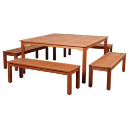Craftsman Outdoor Dining Sets by ShopLadder
