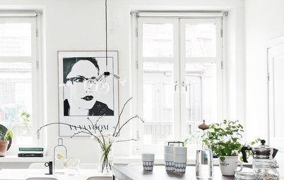 Vad behöver vita kök för att bli som finast?