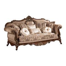 Furniture Import U0026 Export Inc.   Winfrey Traditional Sofa   Sofas