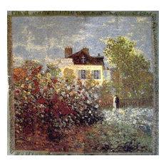 Monet's Maison European Throws