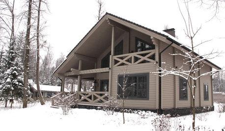 Как правильно: Утеплить деревянный дом