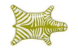 Carnaby Zebra Stacking Dish, Green