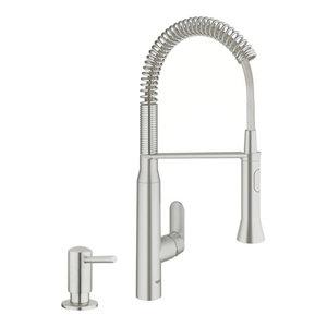 Grohe 31380000 K7 Semi Pro 10007 Faucet