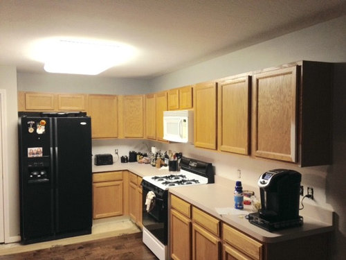 Kitchen Cabinets - Crown Molding- Yes or No?