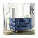 Meridian Furniture Parent Armchairs And Accent Chairs