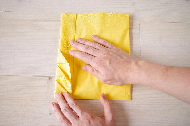 Besteck In Servietten Einwickeln besteck in serviette wickeln servietten falten effektvolle