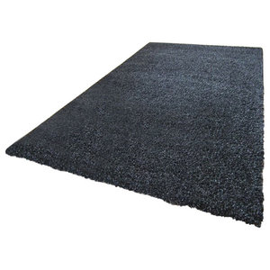 Ana Rug, Anthracite Grey, 200x290 cm
