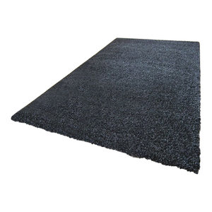 Ana Rug, Anthracite Grey, 120x170 cm