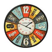 Count to Twelve Wall Clock
