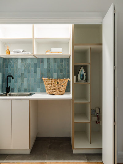 Contemporary  by Baulch Services