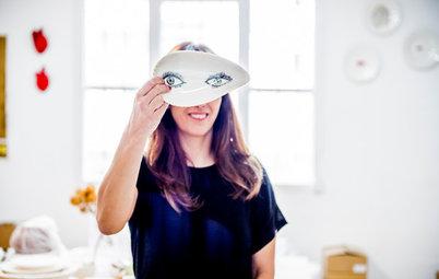 Houzz TV: Descubre las inspiradoras vajillas de Nuria Blanco