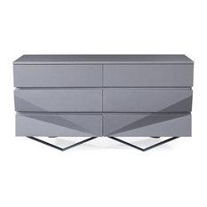 Modrest Duke Modern Gray Dresser