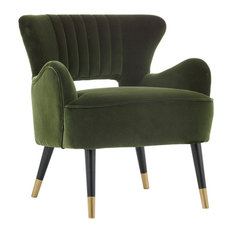 Hanna Club Chair, Giotto Olive