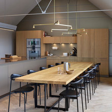 Mix material kitchens: Kitchen Architecture - bulthaup