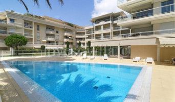 Appartement bord de mer Cannes
