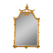 Chauncy Gold Leaf Mirror