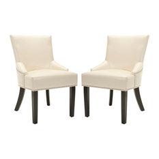 Safavieh Piper Dining Chairs, Set of 2, Cream