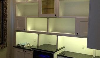 Bar/Wine Cabinet