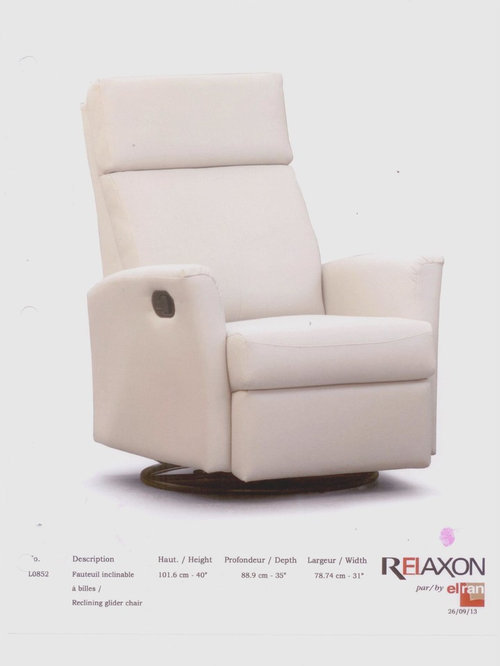 Elran Furniture   Recliner Chairs
