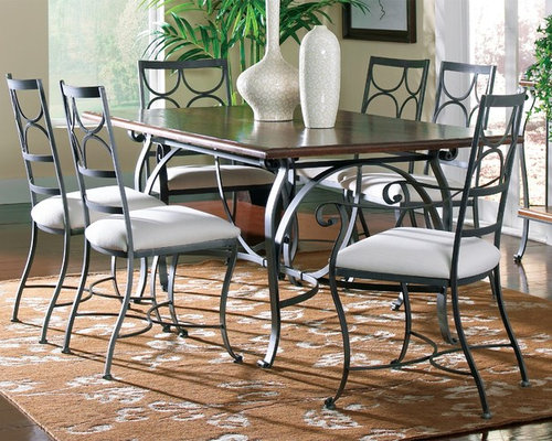 Perfect Camino Rectangular Dining Table By Charleston Forge   Dining Tables